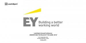 EY Sponsor Anouncement