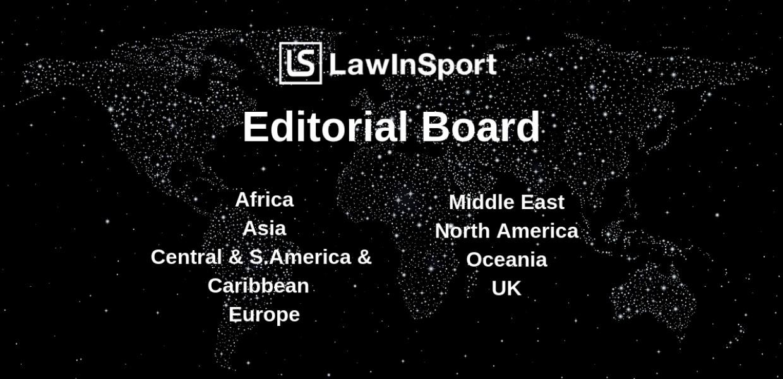 Editorial Board 2018