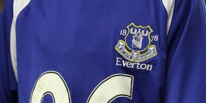 Everton Flag Bearer