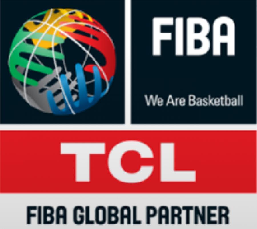 FIBA and TCL Global Partner