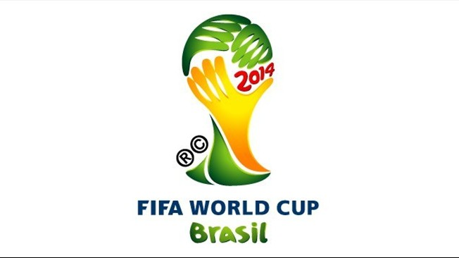 FIFA World Cup 2014 Brazil Logo