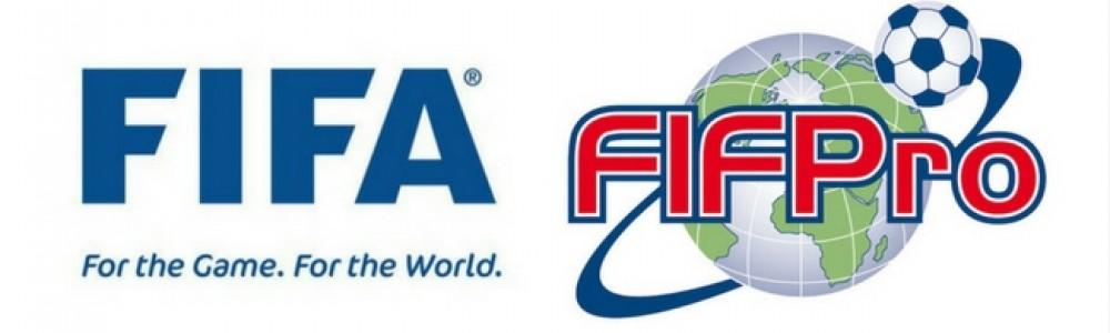 FIFA and FIFPro Logos