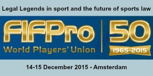 FIFPro_2015_Conference Logo