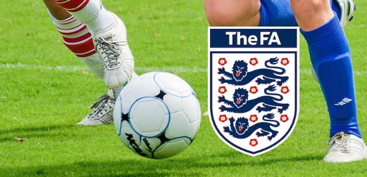 Football_Chased_with_The_FA_Logo