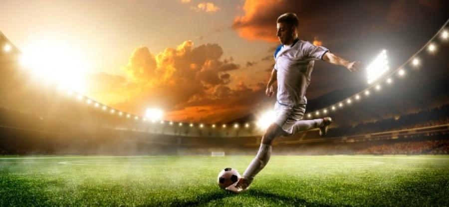 Football_Player_in_Action_Sunset_Stadium