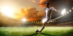 Football_Player_in_Action_Sunset_Stadium