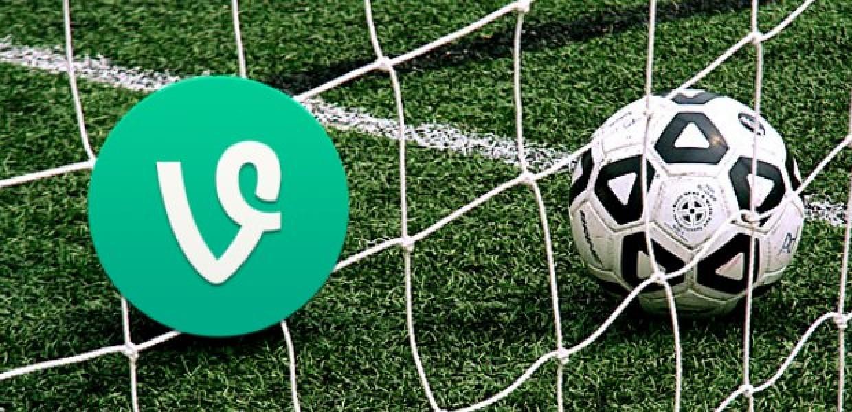 Football and Vine logo