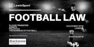 Football Law Conference 2019 - Title image