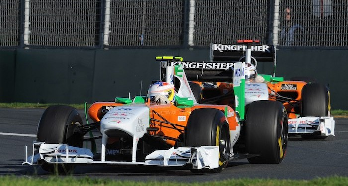 Force India Cars