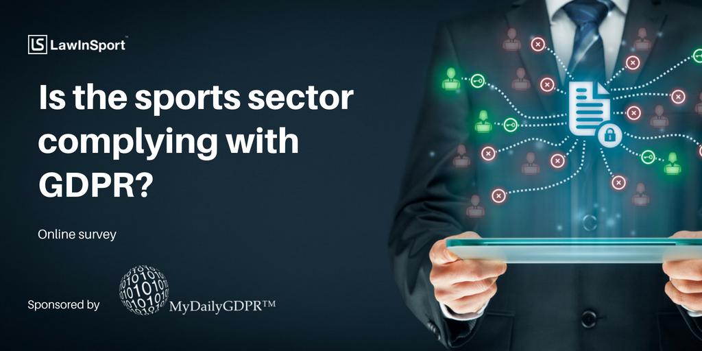 GDPR online survey 2018