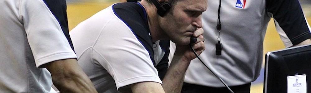 NBA Refs Review replay
