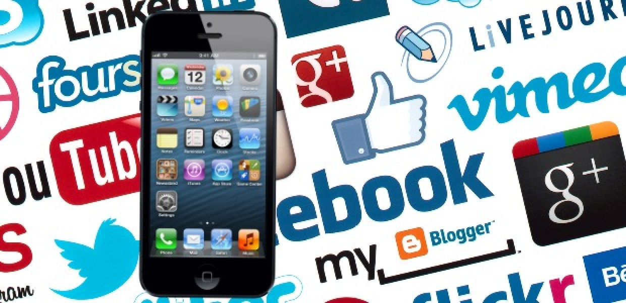 Social Media Apps with iPhone