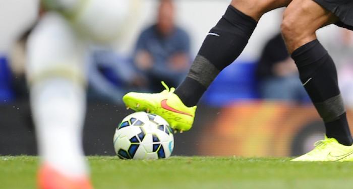 football under boot