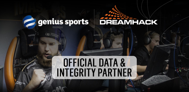 Genius Sports and DreamHack