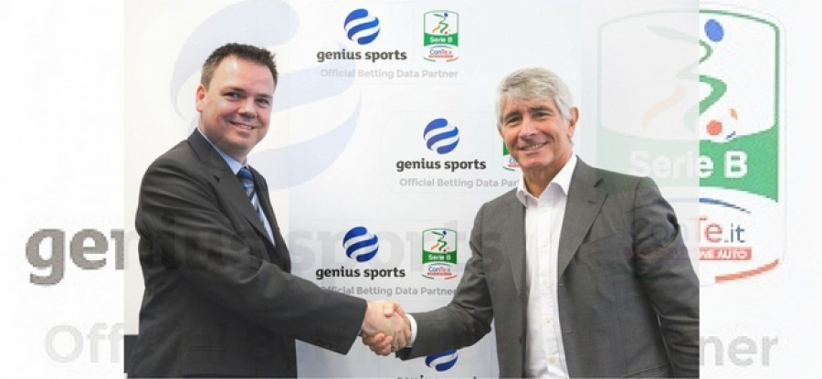 Lega B selects Genius Sports as Official Data Partner