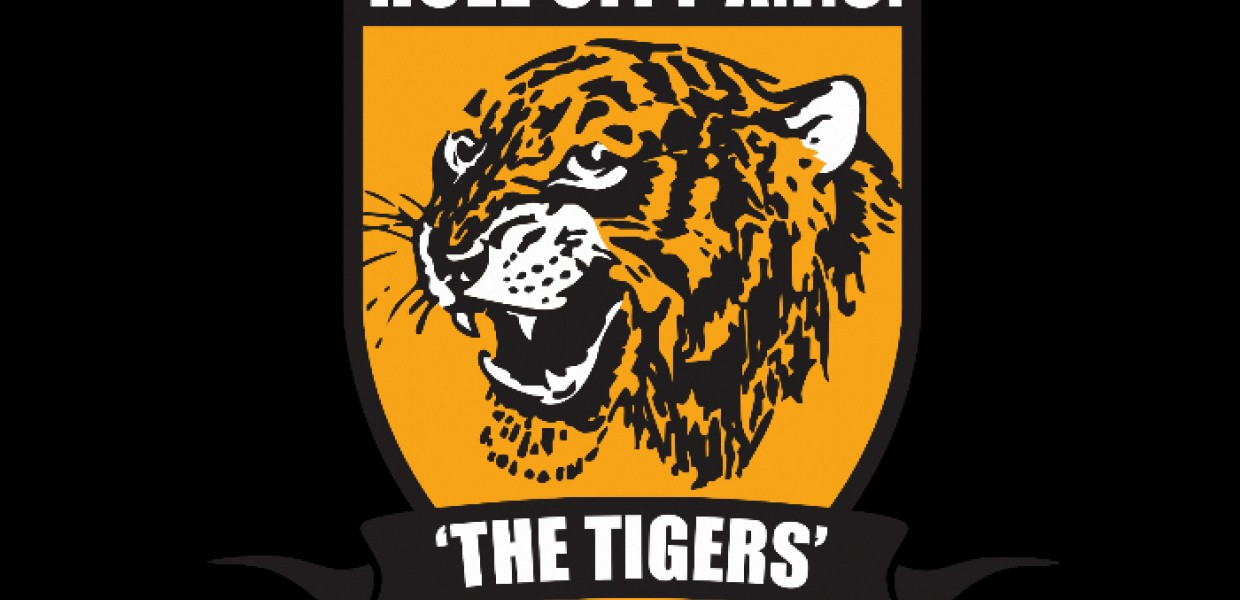 Hull City AFC The Tigers Logo