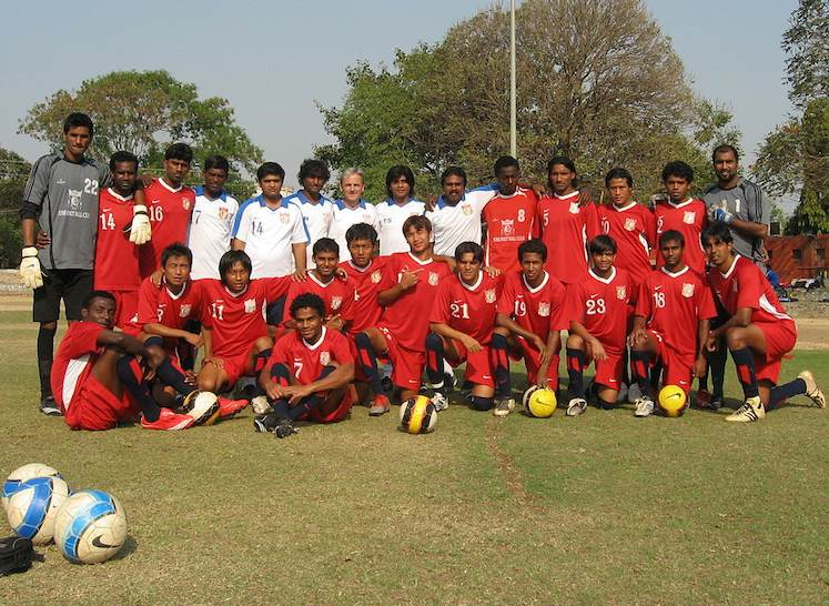 I-League_PuneFC_Senior_Squad_2nd_Division