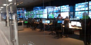 International Broadcasting Centre  Master Control Room Sochi 2014