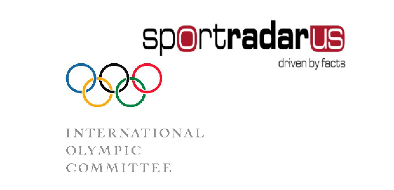 IOC and Sportradar Logo