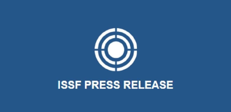 ISSF Press Release