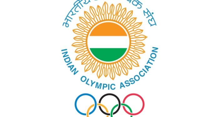 Indian_Olympic_Association_Logo