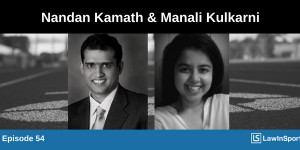 Nandan Kamath and Manali Kulkarni
