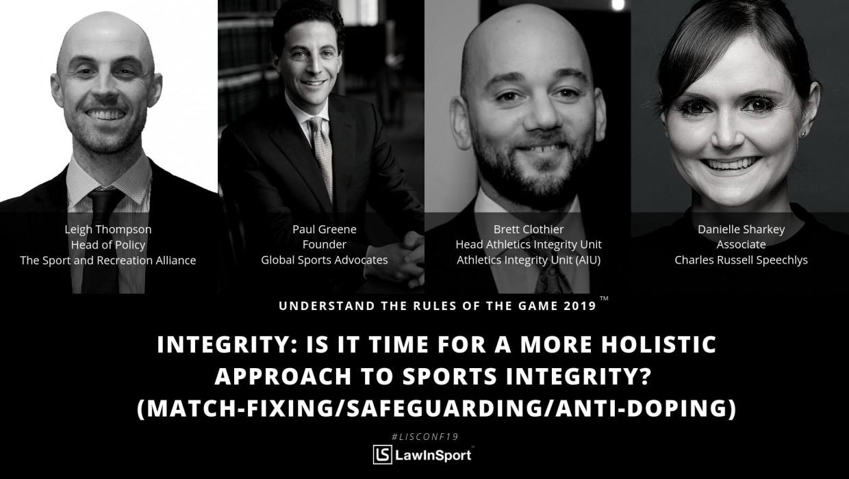 Integrity panel
