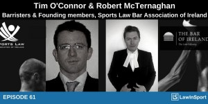 Podcast with Tim O'Connor and Robert McTernaghan