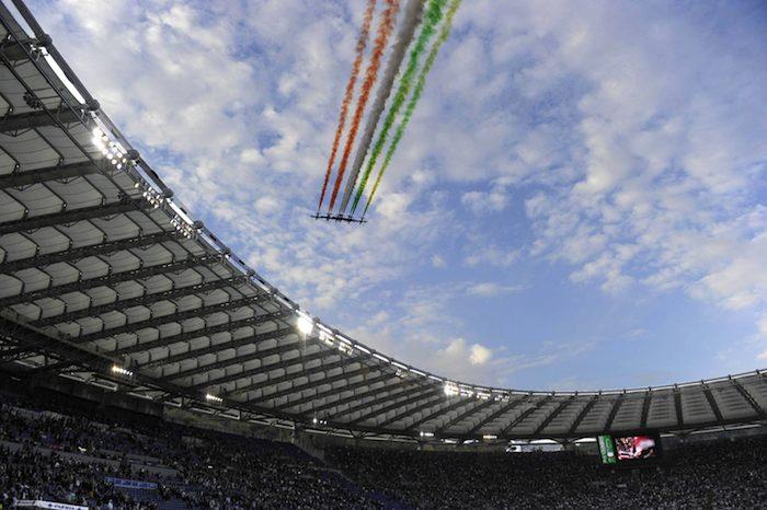 Italian Football  - Aeroplanes