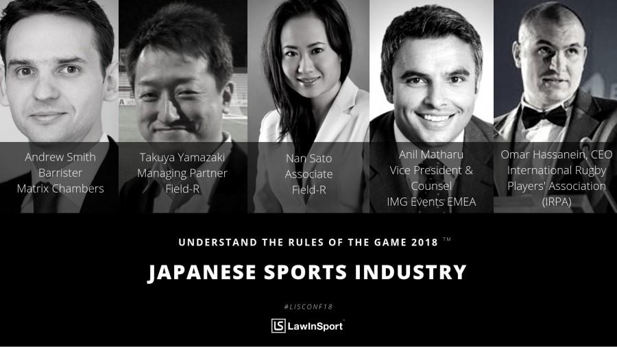 Japanese Sports Industry Speakers