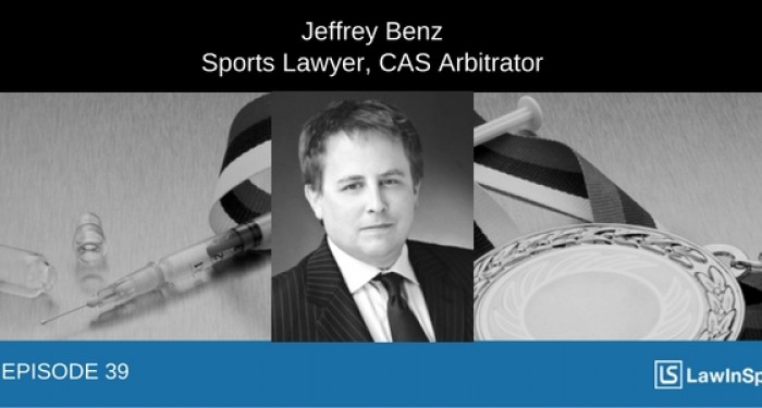 The future of anti-doping: Interview with CAS arbitrator & former General Counsel, USOC