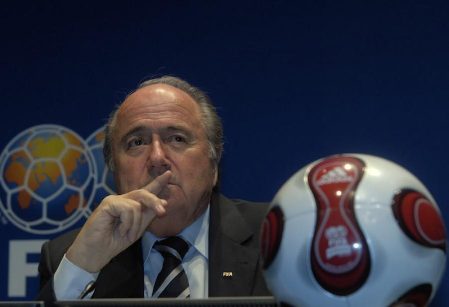 Joseph Blatter 2014