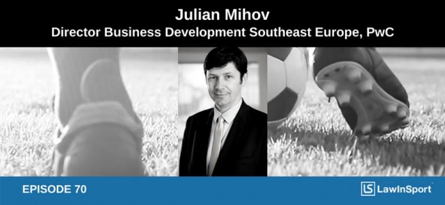 Julian Mihov Podcast title image