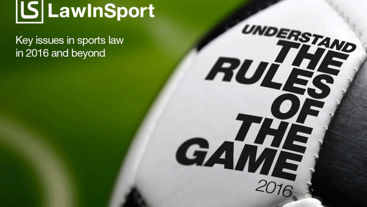 Speakers confirmed to discuss key Issues in sports law in