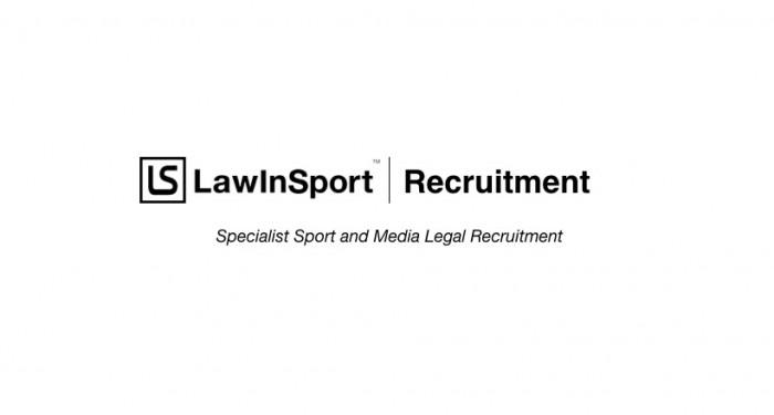 LawInSport Recruitment Logo