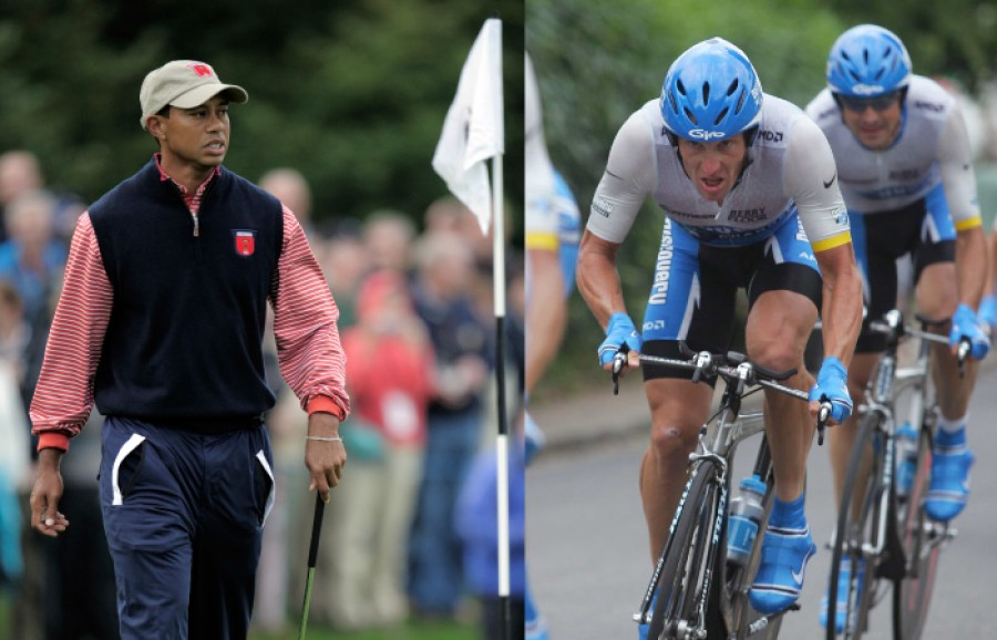 Lance-Armstrong-and-Tiger-Woods