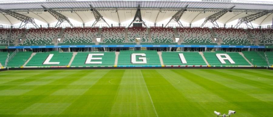 Legia Warsaw Stadium