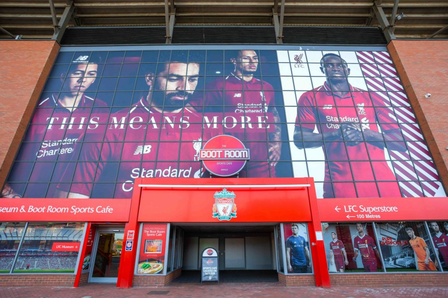 What it takes to sponsor Liverpool Football Club (why New Balance failed to match Nike's offer)