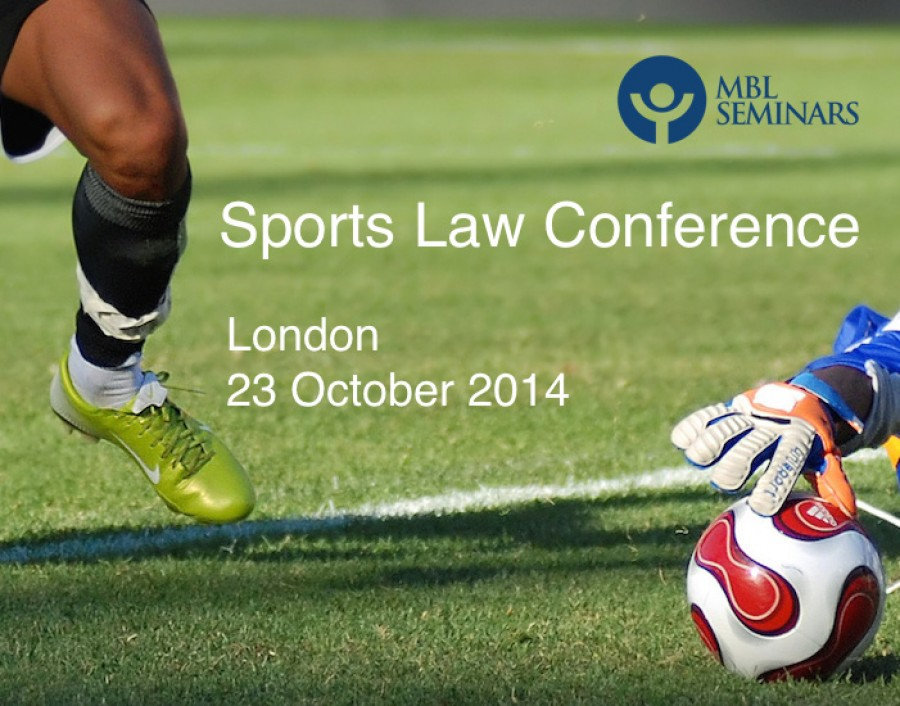 MBL Sports Law Conference 2014