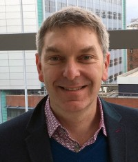 Dr Mark James