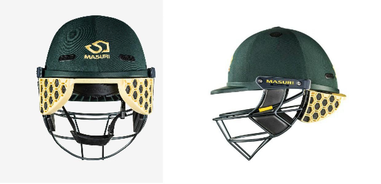 Masuri Stemguard Helmet