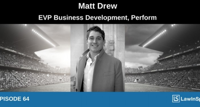 Matt Drew Interview Title Image
