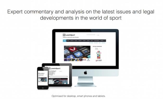 LawInSport Media Pack Image