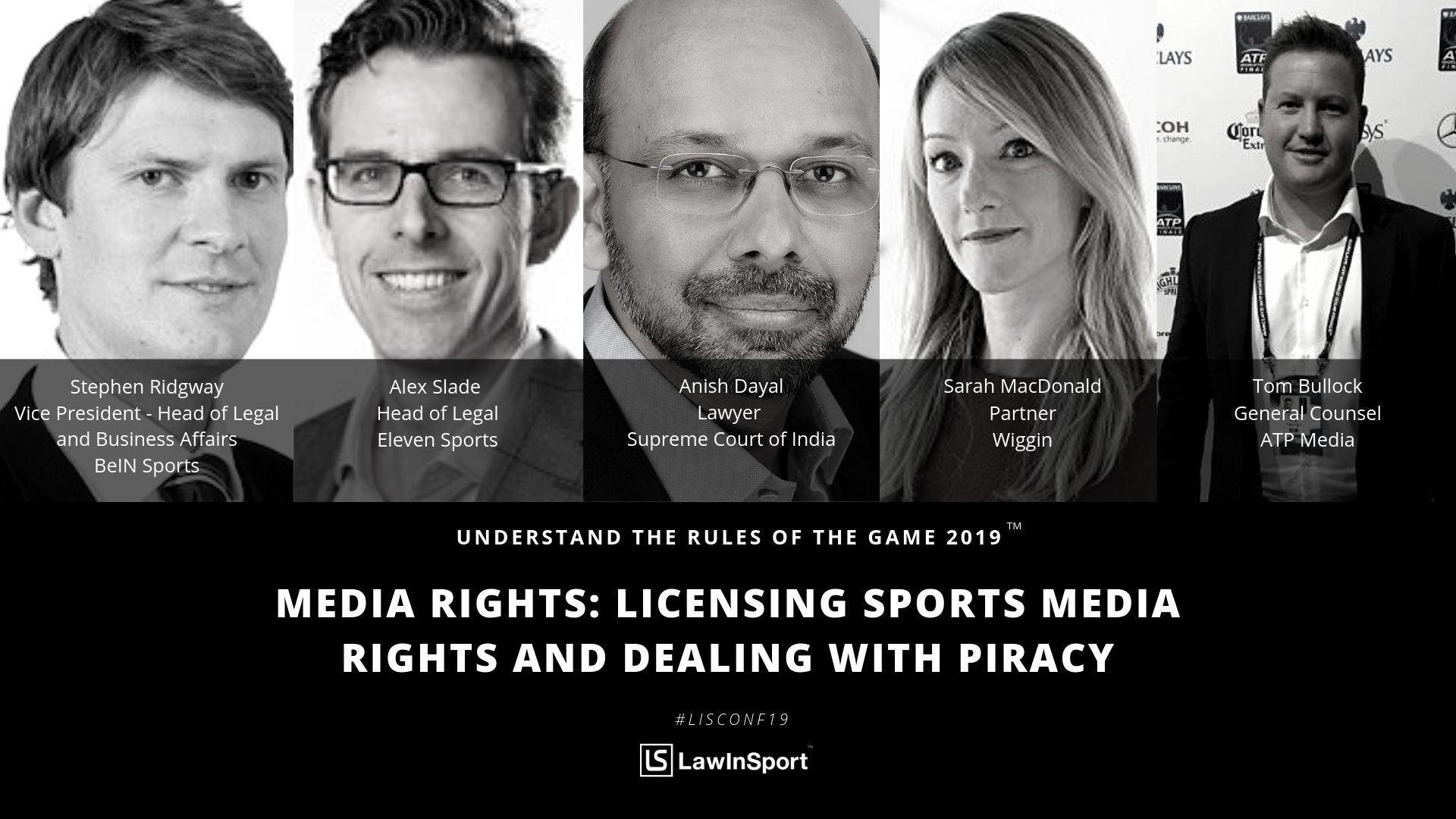 Media rights panel