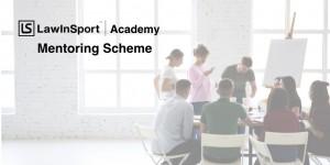 LawInSport Academy Mentoring Scheme Image