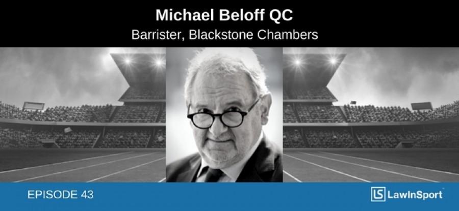 Michael Beloff QC Podcast Title Image