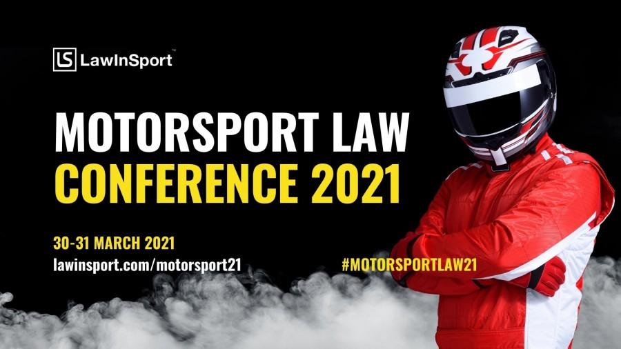Inaugural Motorsport Law Conference 2021 - Speakers & Agenda