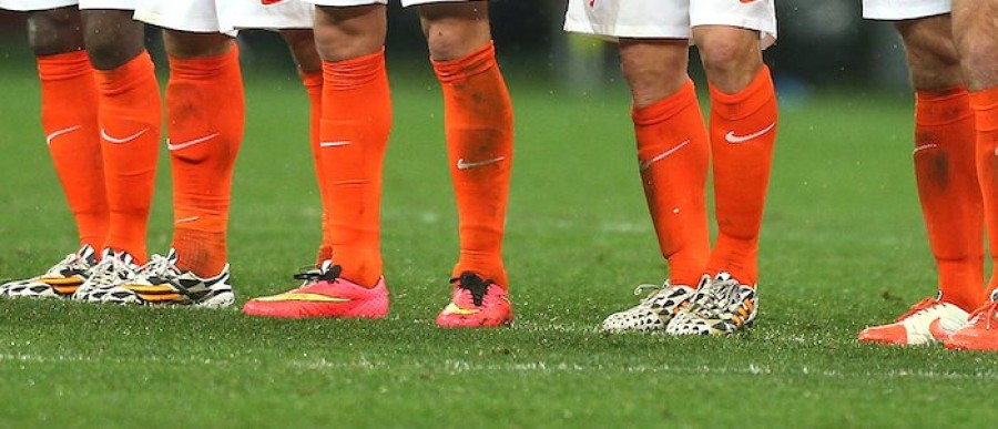 Netherlands Football Team Socks and boots