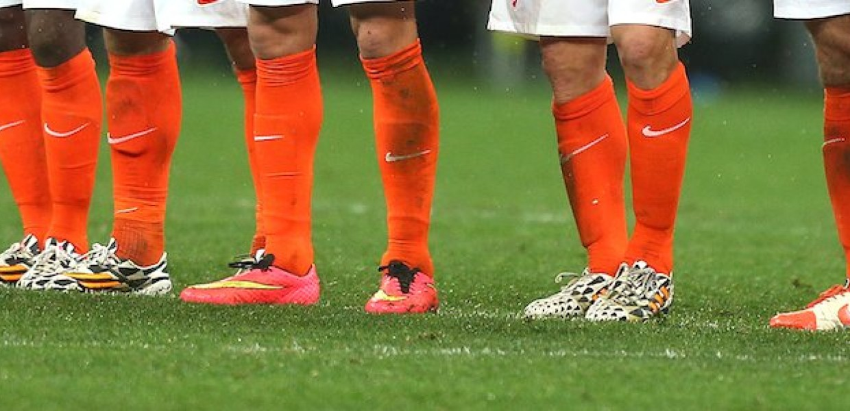 Netherlands Football Team Socks and boots