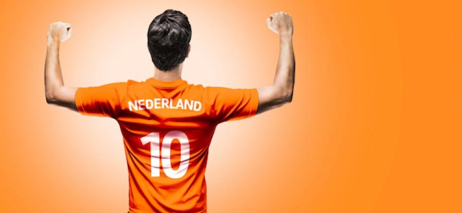 Netherlands football fan